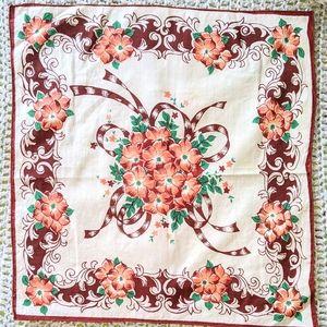 Vintage Handkerchief #hundredsofscarves